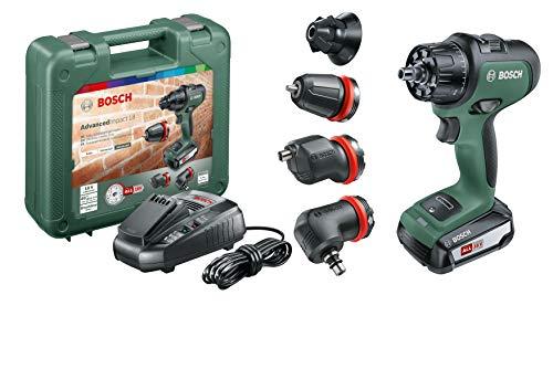 Bosch - Atornillador combinado a batería AdvancedImpact 18