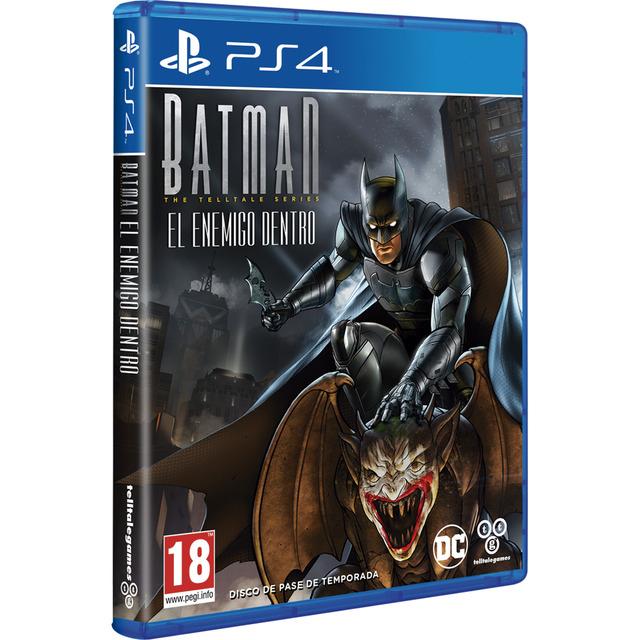 Batman: El enemigo dentro - The Telltale Series PS4