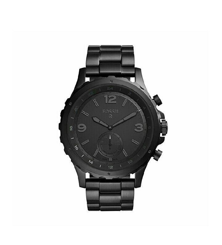Reloj Fossil Negro (función smartwatch)