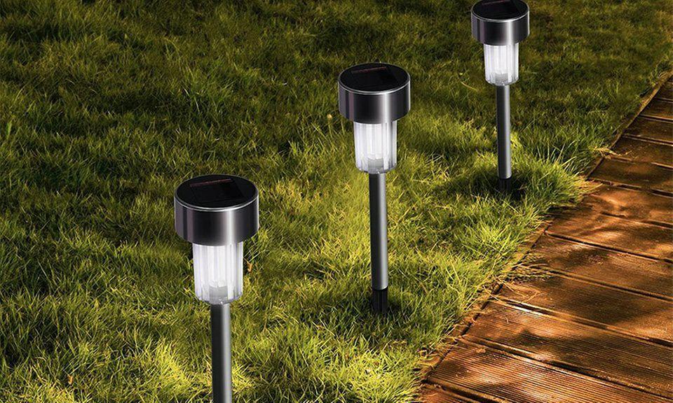 24 Farolas Solares