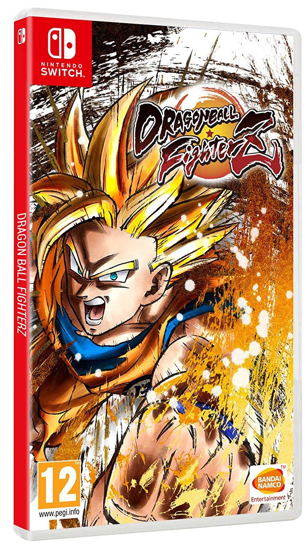 Mínimo histórico: Dragon Ball Fighterz (Nintendo Switch, físico)
