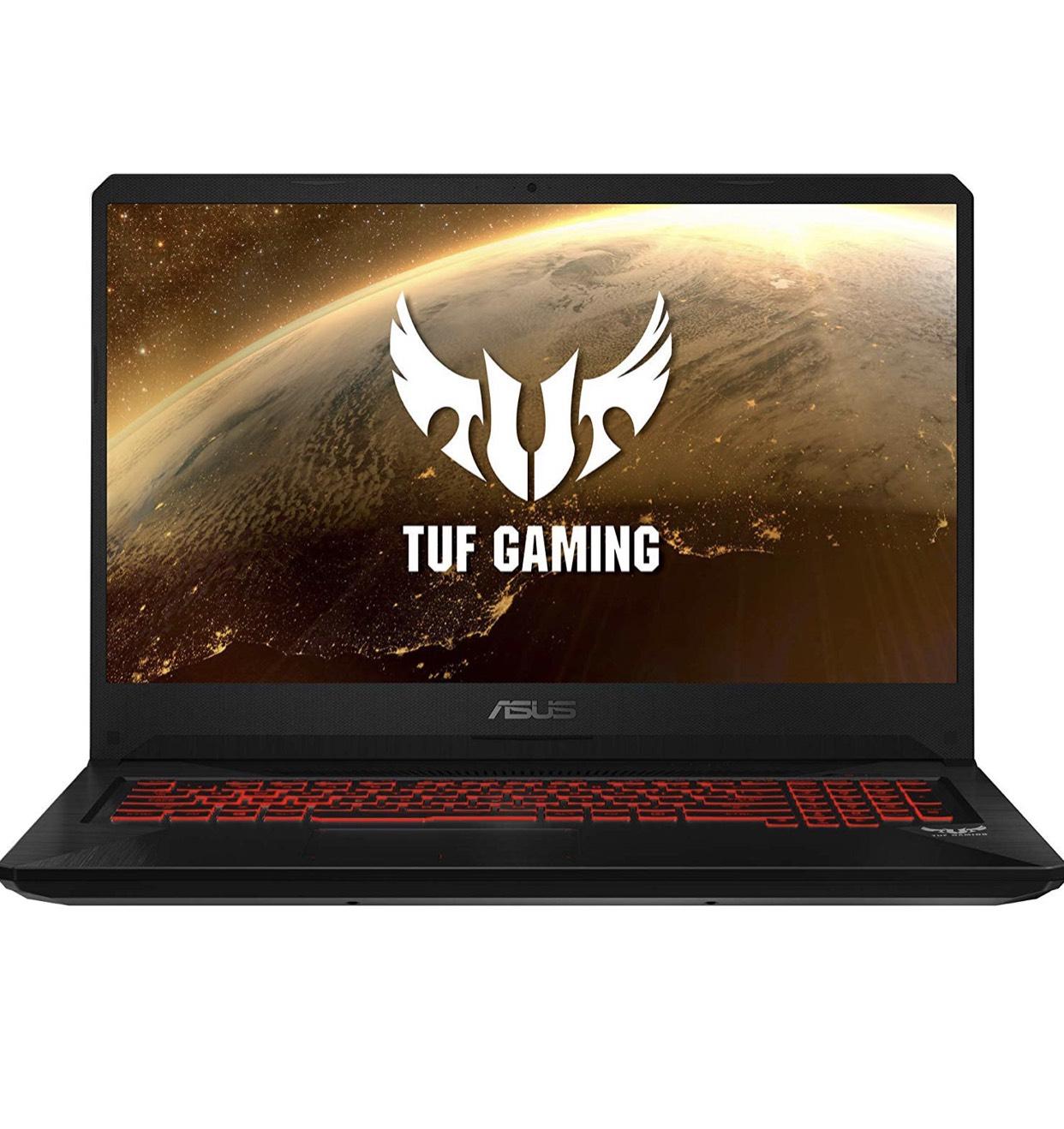 "ASUS TUF Gaming FX705GD-EW105 - Portátil Gaming de 17.3"" FHD"