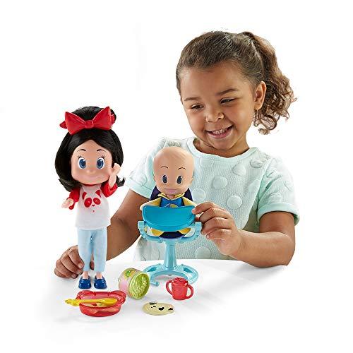 Cleo & Cuquin ¡Vamos a comer! Muñecos de la Familia Telerín