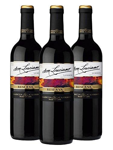 3 botellas de vino reserva por sólo 8,25€