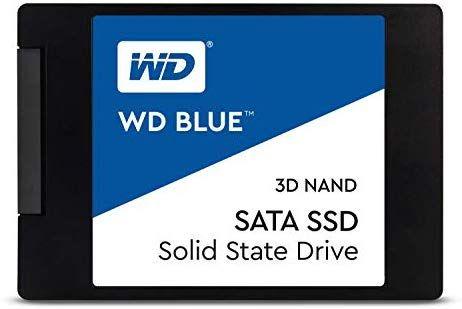 SSD WD blue 250GB