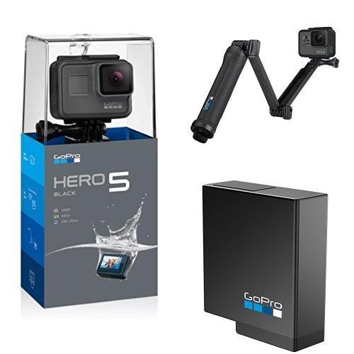 GoPro Hero5 con accesorios solo 237€
