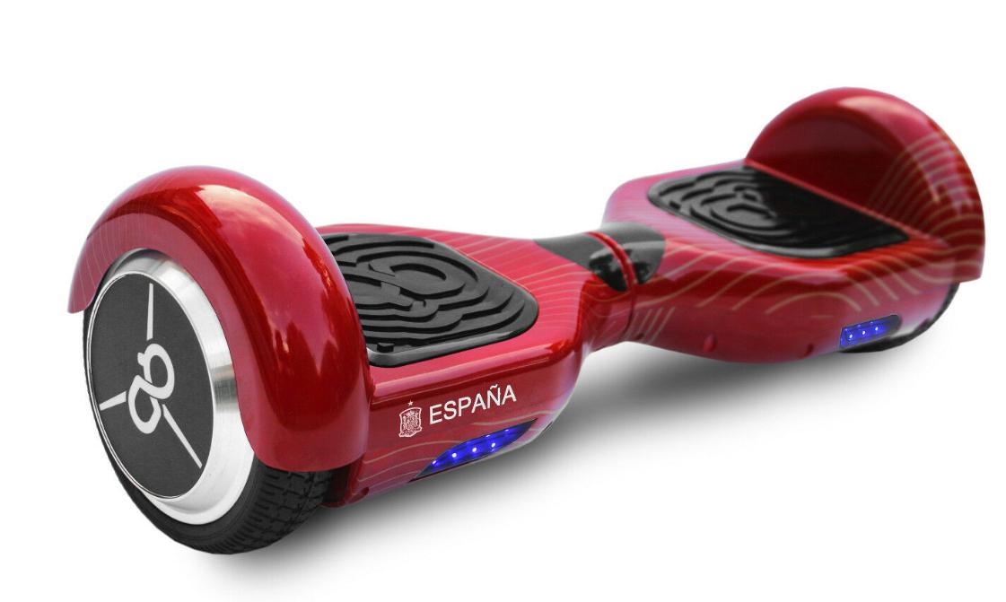 "Hoverboard 6.5"" 12km/hora solo 49.9€"