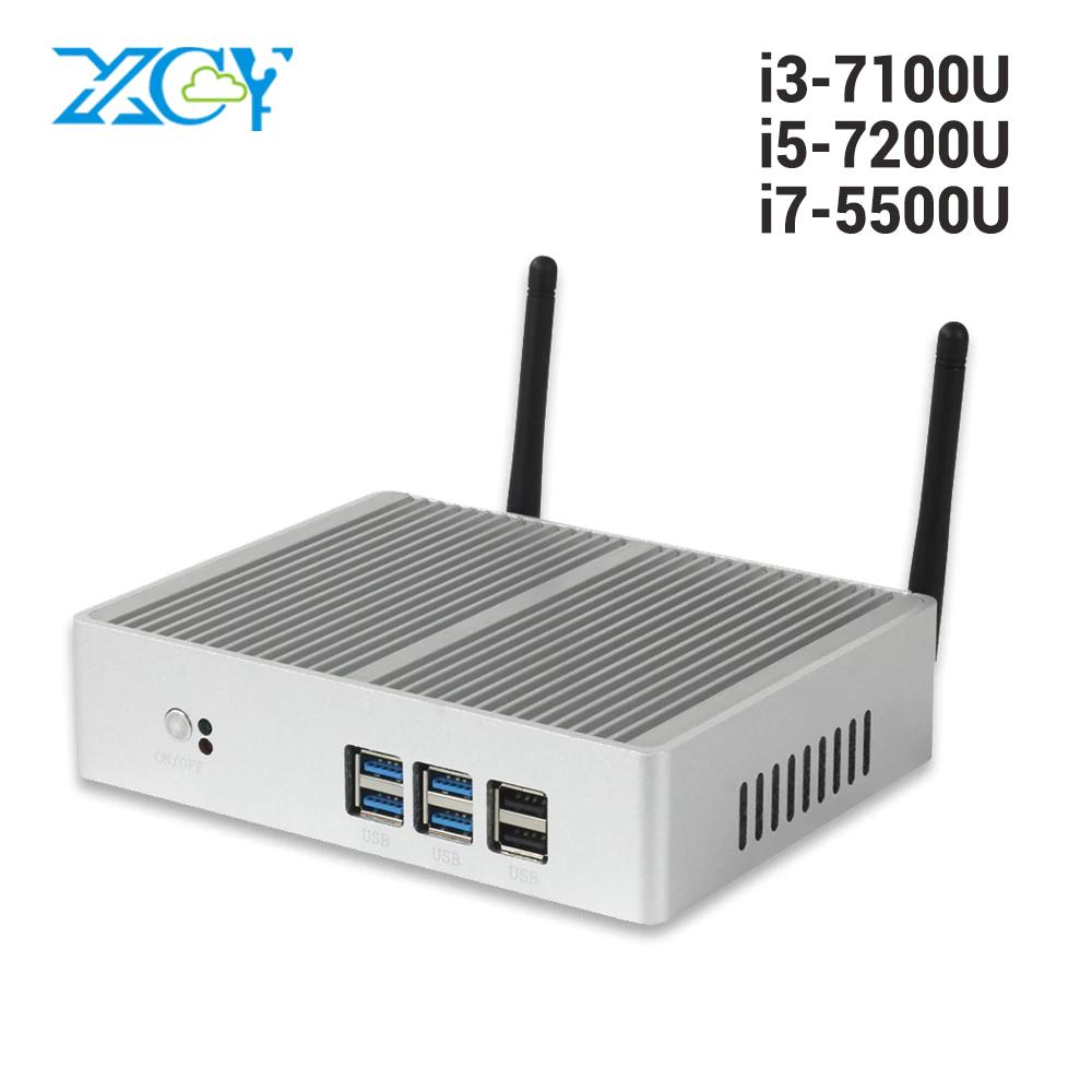 Mini PC i3 / 8Gb / SSD 128Gb / Wifi