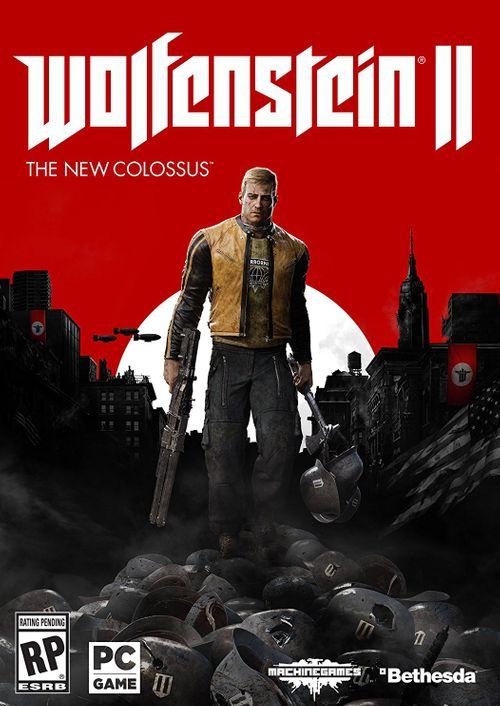 Wolfenstein II : The New Colossus (PC, Steam)