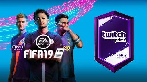 Botín de Prime para FIFA 19