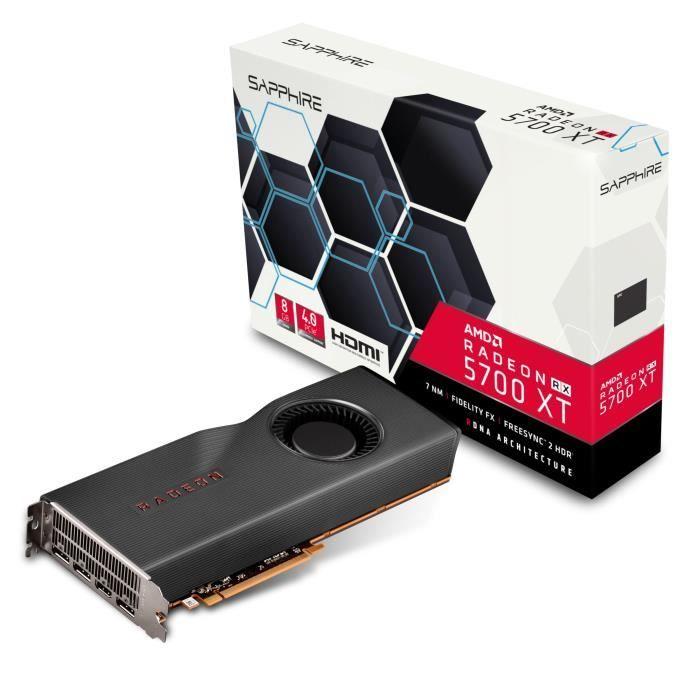 Sapphire Radeon RX 5700 XT 8gb por 393€