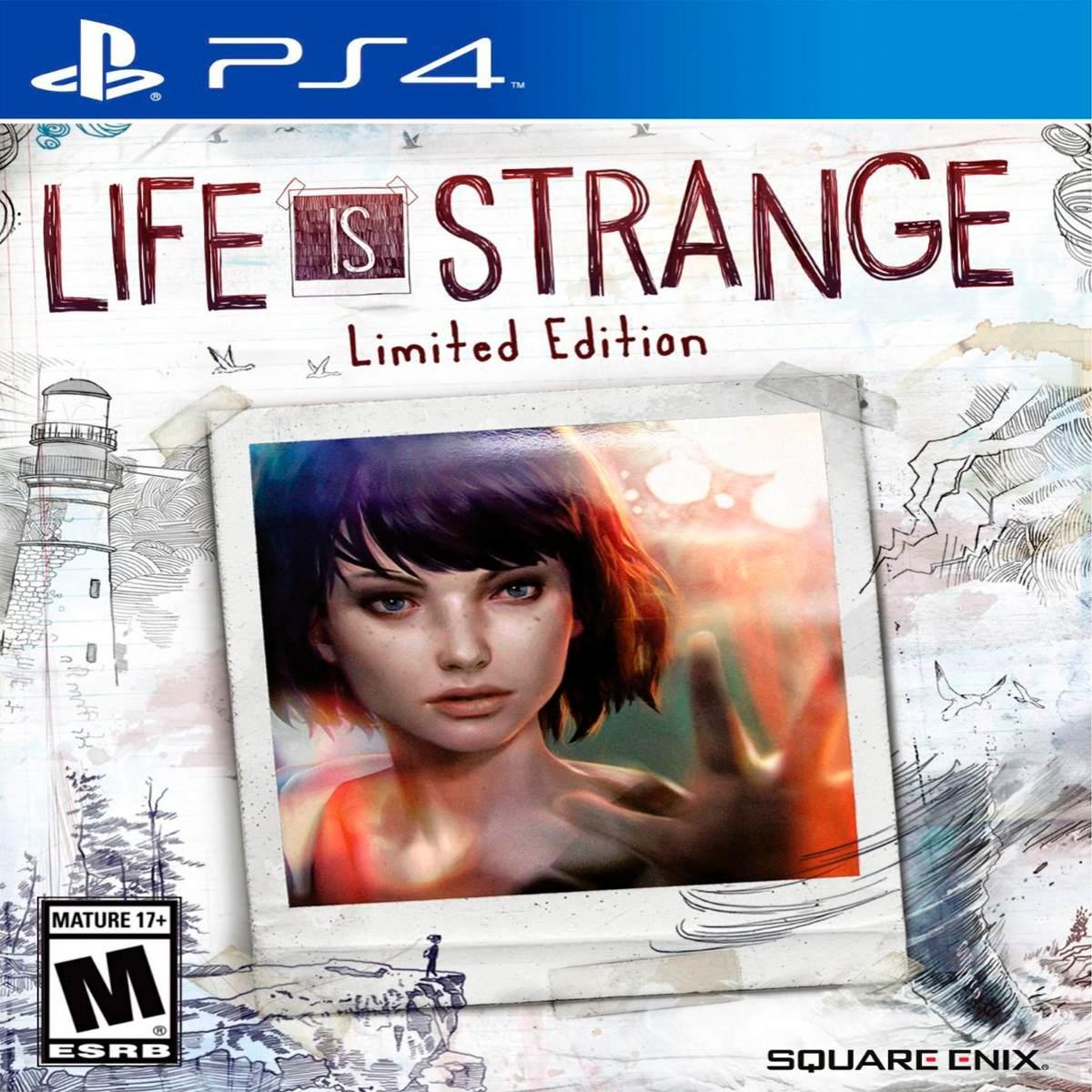 Hasta 80% descuento en la saga Life is Strange (PS4)