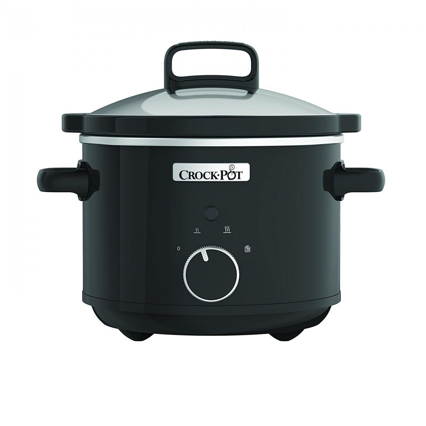Crock-Pot 2.4L cocción lenta