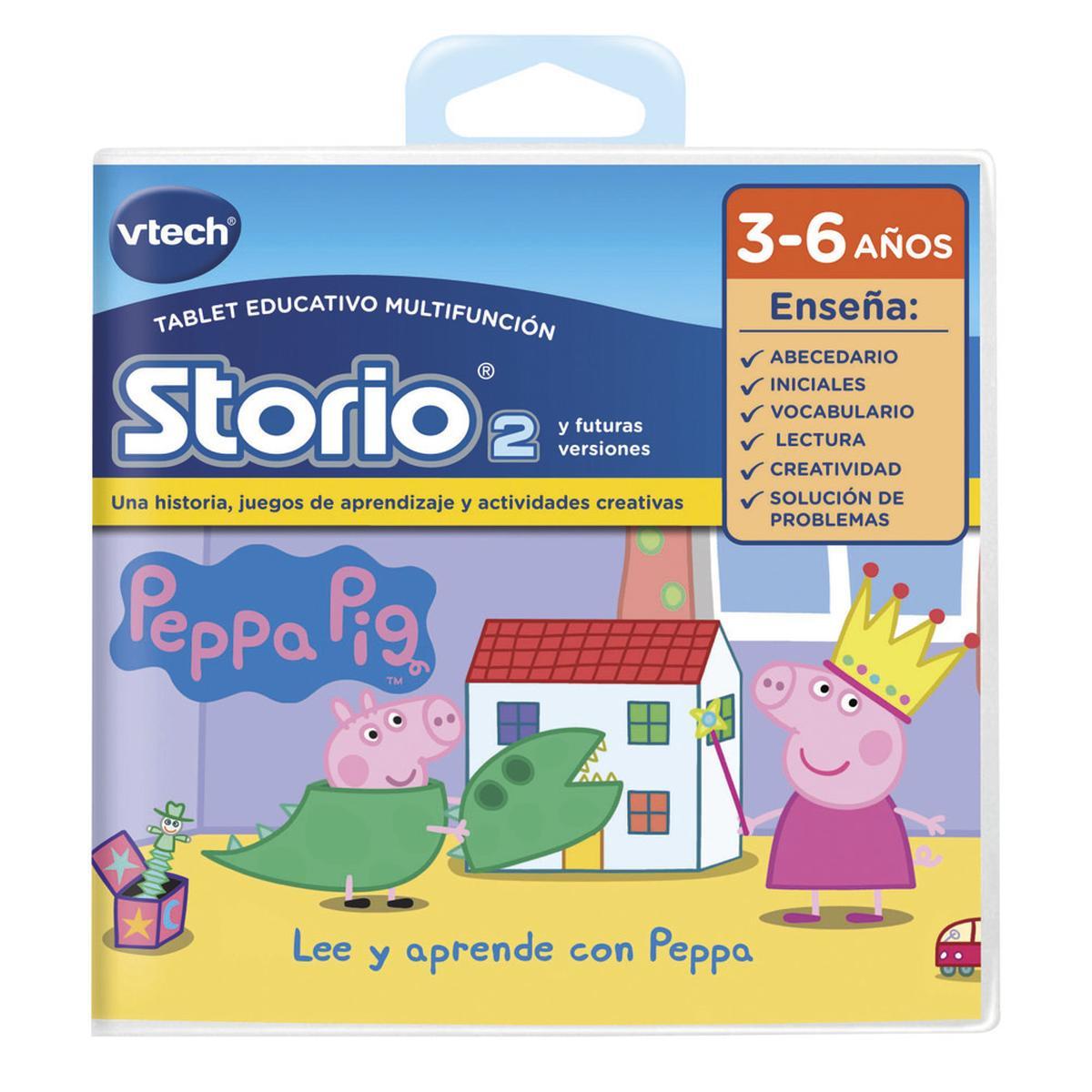 Peppa Pig - Juego Educativo Storio 2