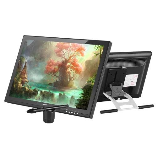 Pantalla monitor HUION GT-190 HD para dibujar