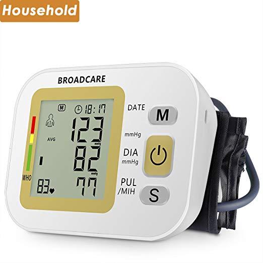 Tensiómetro brazo 99 mediciones 10.4€