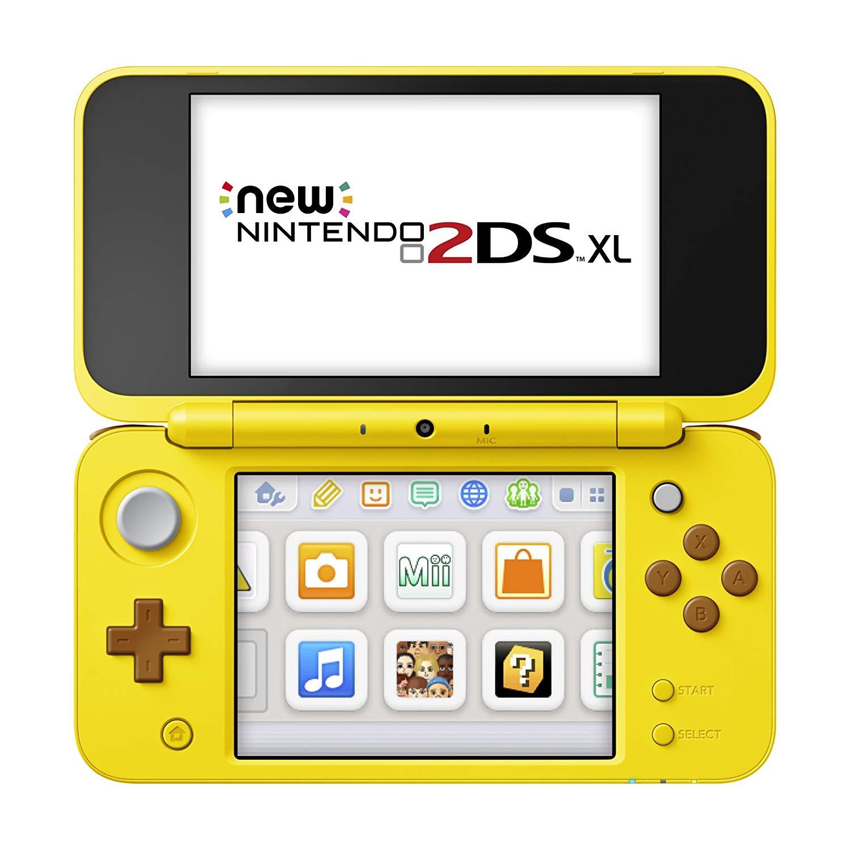 Nintendo 2DS XL Pokemon solo 99€