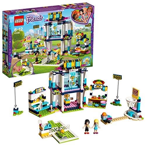LEGO Friends - Polideportivo de Stephanie (41338)