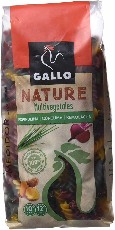 Gallo Nature Multivegetales Hélices - 400g PRIME PARTI