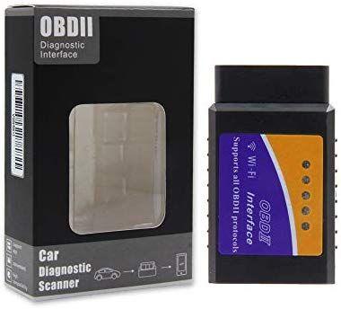 Lector de códigos OBD wifi para coches PLUS