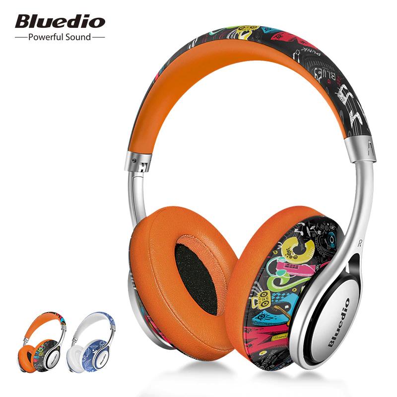 Bluedio A2 Auriculares Bluetooth solo 16.8€