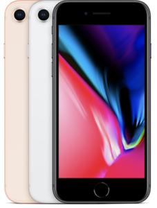 Iphone 8 de 64gb en tres colores diferentes desde Europa