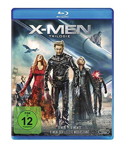 Blu-Ray Trilogía de X-Men (3 pelis a solo 2,37€)