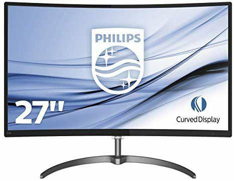 "Monitor curvo 27""Philips 278E8QJAB"
