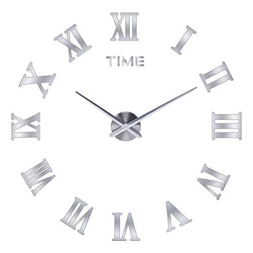 Reloj de Pared Adhesivos 3D