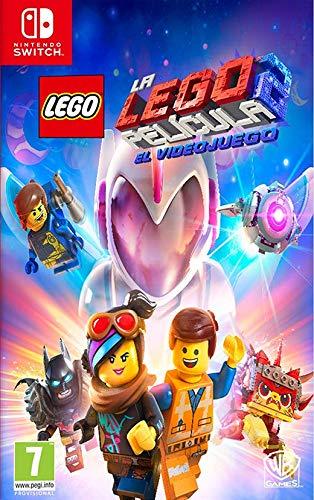 La Lego Película 2 El Videojuego para switch