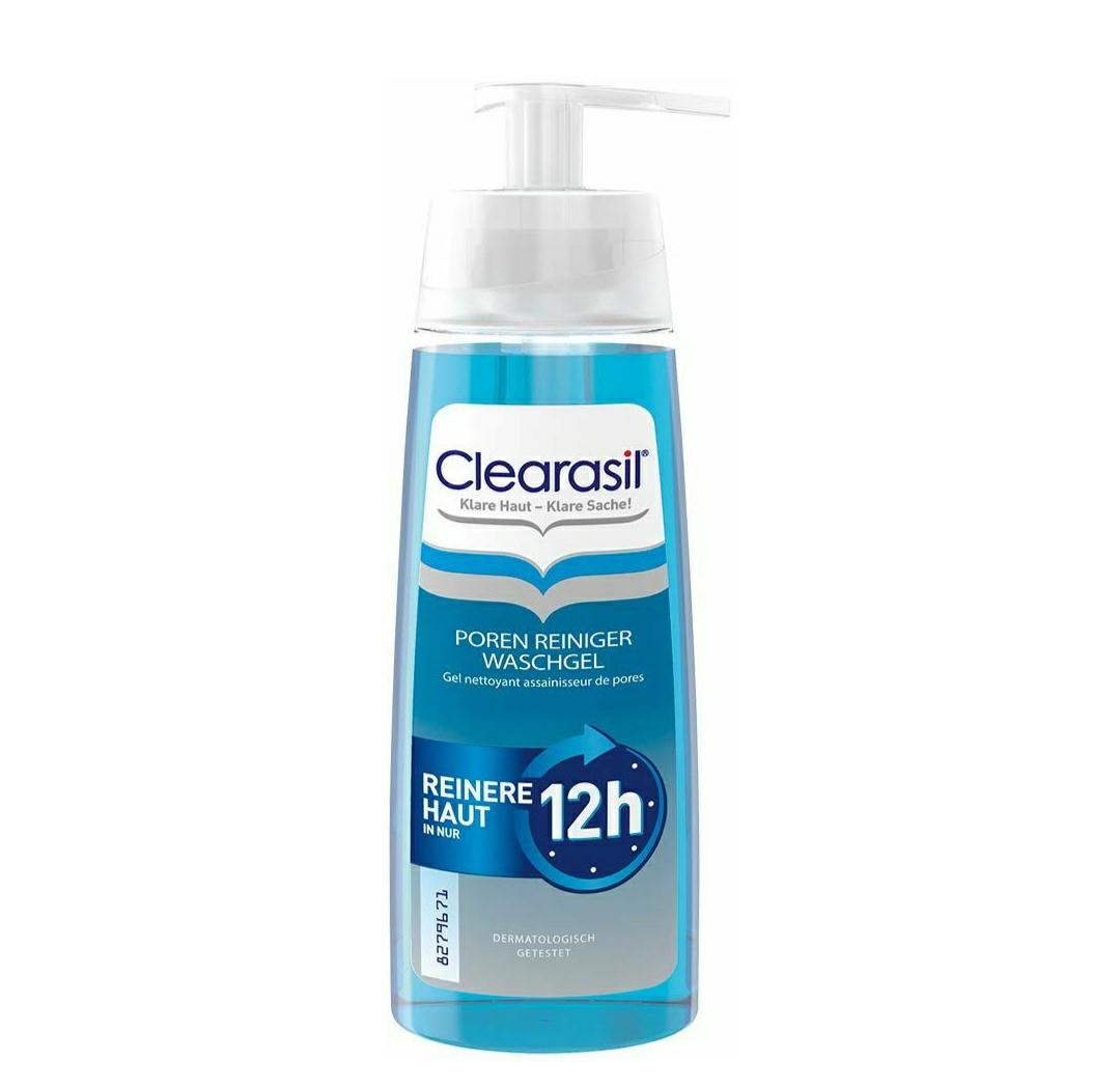 Clearasil Gel limpiador purificante (6x200 ml) - PRODUCTO PLUS