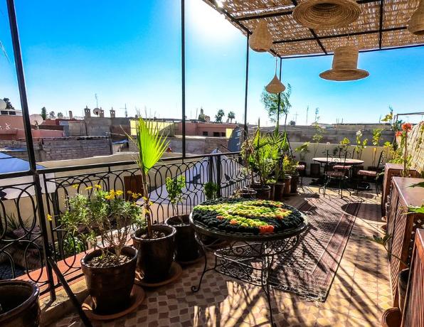 Marrakech 80€/p= 3 noches en Riad céntrico, desayunos y vuelos