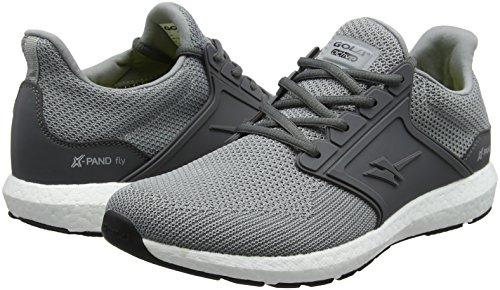 Gola Ama873 Zapatillas de Running T41 gris o negro
