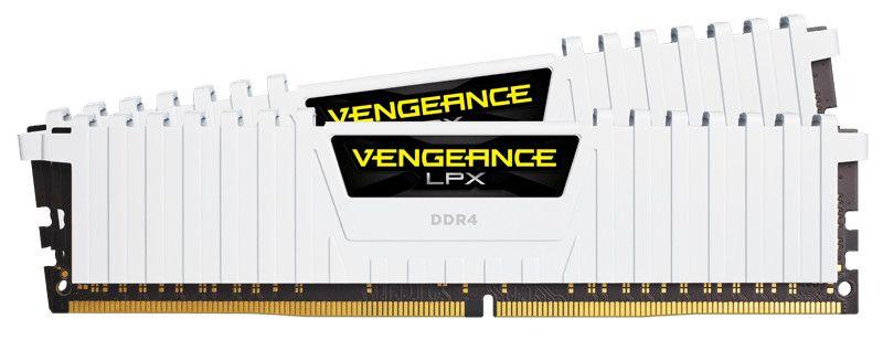 Corsair Vengeance LPX White 16GB (2x8GB) 3200 Mhz CL16 - Memoria DDR4