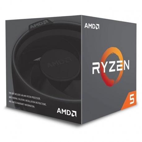 Amd Ryzen 5 2600 (129€) / 2600x (157€)