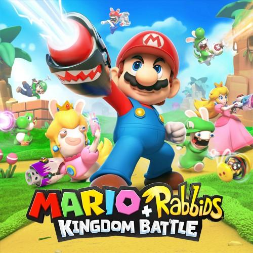 PRECIO MÍNIMO HISTÓRICO Mario + Rabbids® Kingdom Battle