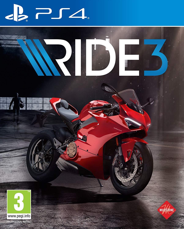 Ride 3 para playstation 4