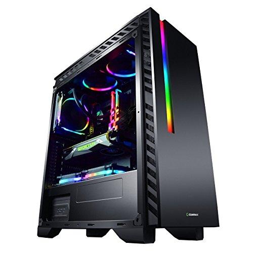 Caja / Torre de ordenador Game Max Chroma RGBC