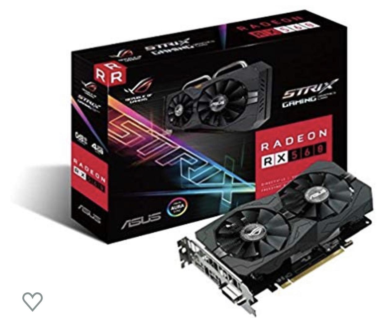 Radeon RX 560 4GB GDDR5 - Tarjeta gráfica
