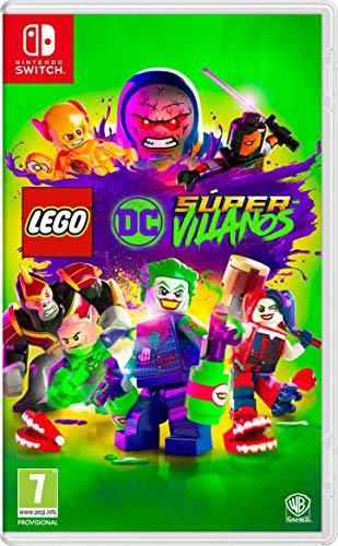 Lego Dc Super-Villans - Nintendo Switch + Juegos en la Descripción