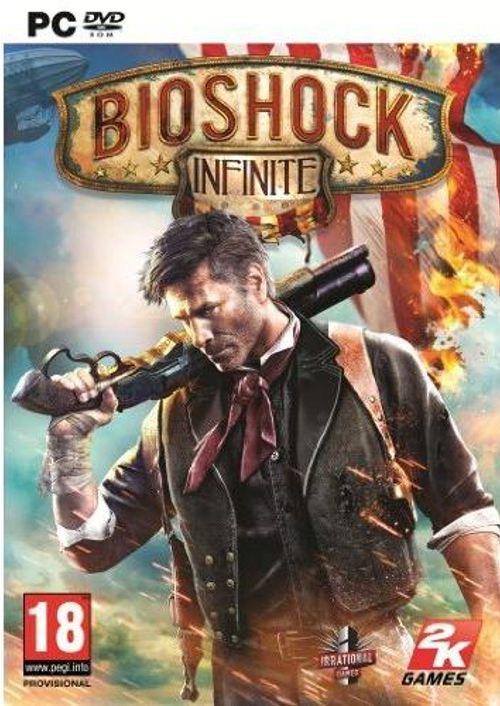 Bioshock Infinite para PC solo 3,49€
