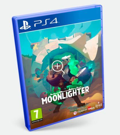 Moonlighter PS4 Físico