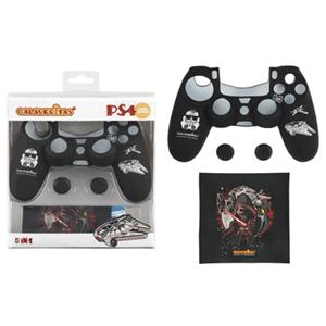 Kit de 5 accesorios para mando de PS4