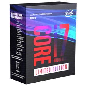INTEL I7 8086K 4GHZ 6-CORE LGA1151 - MICROPROCESADOR