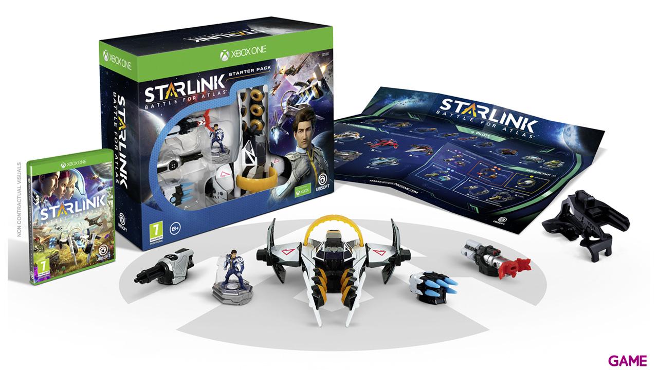 STARLINK STARTER PACK XBOX