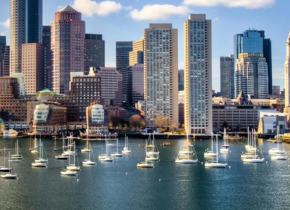 Vuelos a Boston en Octubre desde 246€