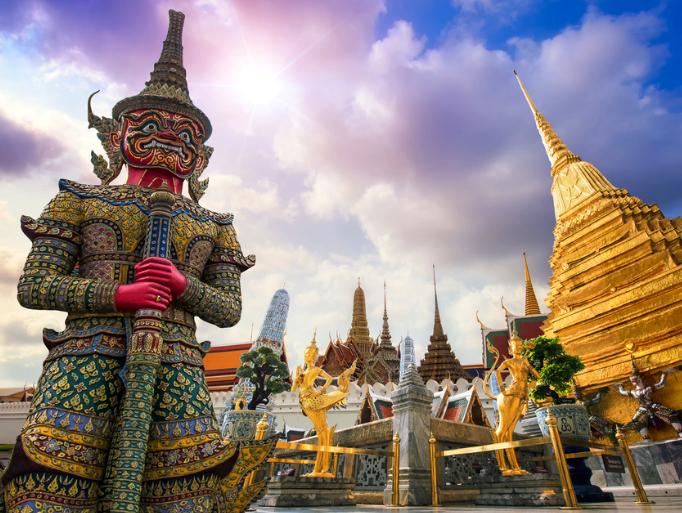 Vuelo Barcelona - Bangkok en Octubre