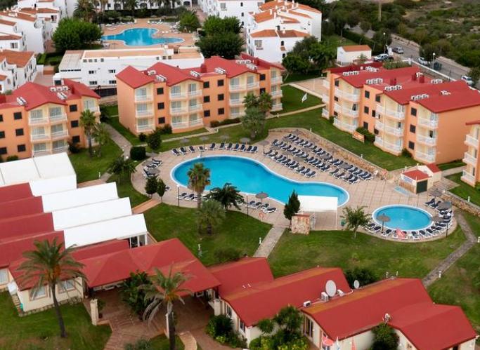 Menorca Todo Incluido 317€/p= 7 noches en apartamento con todo incluido + vuelos desde Madrid