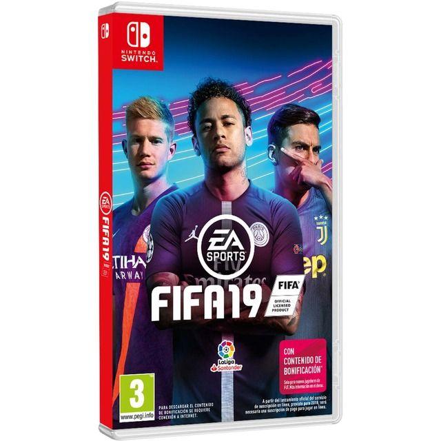FIFA 19 Nintendo Switch (DIGITAL)
