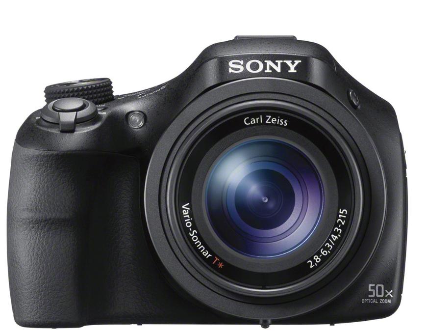 Sony Cybershot Zoom 50x WiFi solo 299€